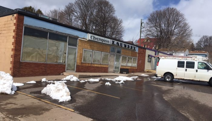 Plans for a Bar in South Marquette