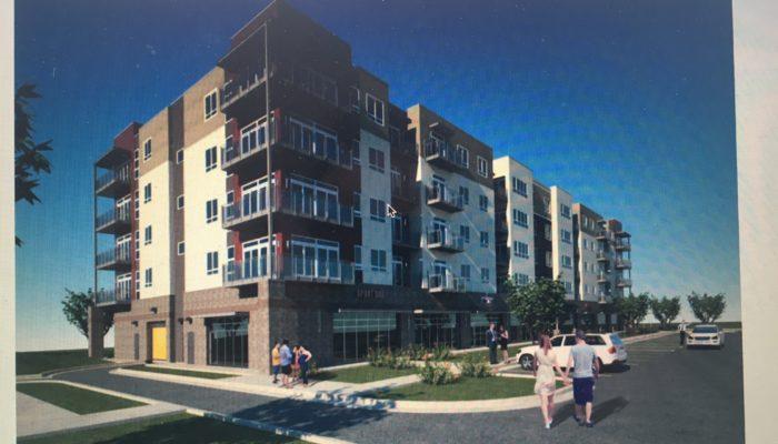 Major Condo Development Proposed for North Lakeshore Boulevard