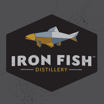 Gloomy cliffs a new shoe store a new graphic design shop for Iron fish distillery